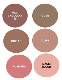 Kit pigmentos Areolas